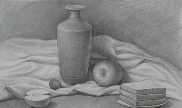 少儿素描简笔画 少儿素描图片欣赏
