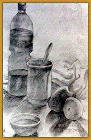 静物 简笔画 静物 图片欣赏 静物 儿童画画作品