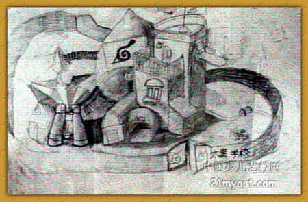 我设计的学校 简笔画 我设计的学校 图片欣赏 我设计的学校 儿童画画作