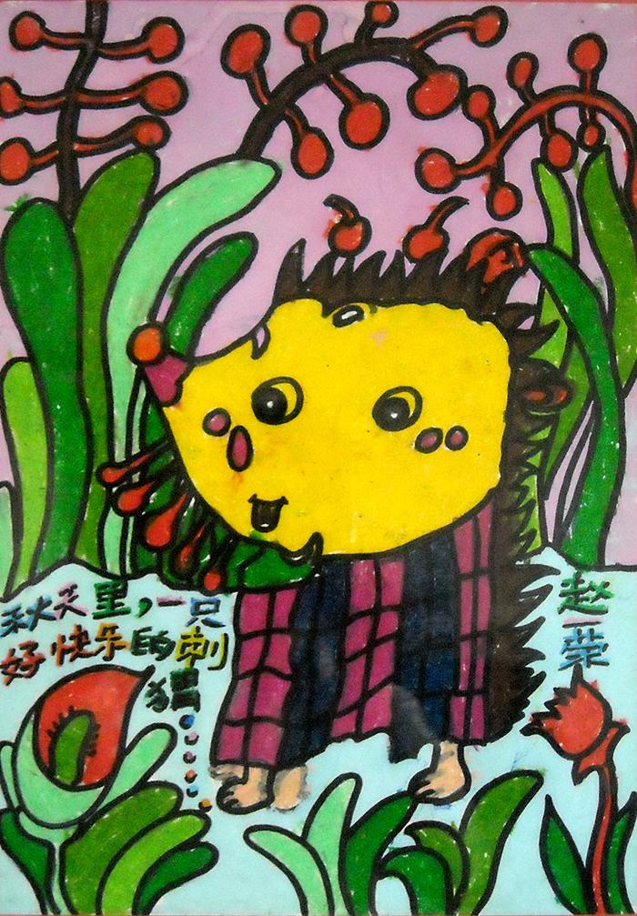 快乐的圣诞节简笔画 快乐的圣诞节图片欣赏 快乐的圣诞节儿童画画作品