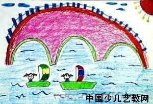 美丽的花孔雀简笔画 美丽的花孔雀图片欣赏 美丽的花孔雀儿童画画作品