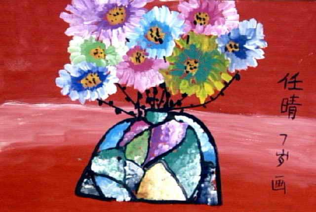 花瓶简笔画 花瓶图片欣赏