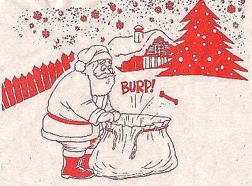 儿童画画 简笔画 圣诞老人简笔画教程儿童画画
