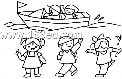教你如何画人物的简笔画教程简笔画 教你如何画人物的简笔画教程图片欣赏 教你如何画人物的简笔画教程儿童画画作品
