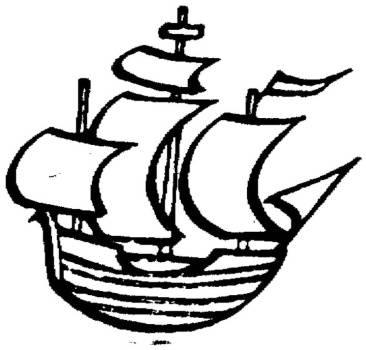 简笔画- 教你画大船的简笔画教程