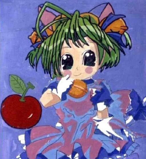 可爱的小女孩简笔画_可爱的小女孩图片欣赏_可爱的小