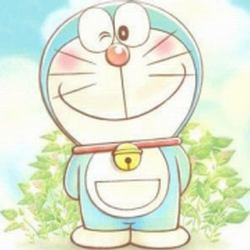 蜡笔画之哆啦A梦 -哆啦A梦简笔画 哆啦A梦图片欣赏 哆啦A梦儿童画画