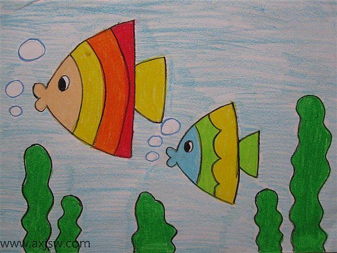 海底奇观简笔画_海底奇观图片欣赏