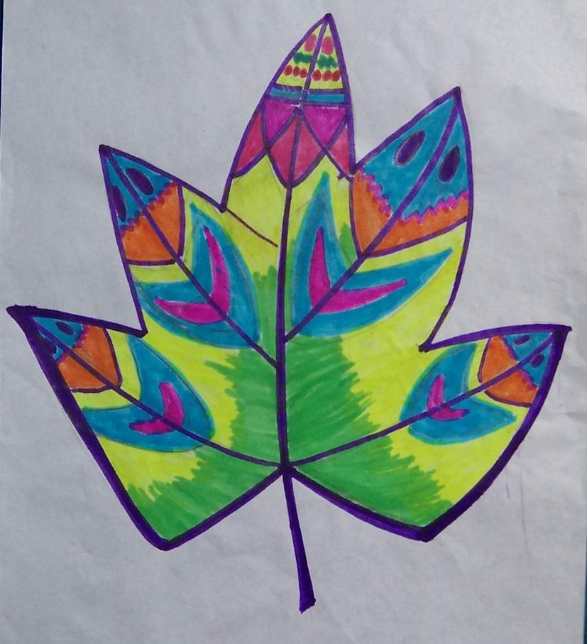 儿童画画 蜡笔画 好好学习天天向上儿童画画图片