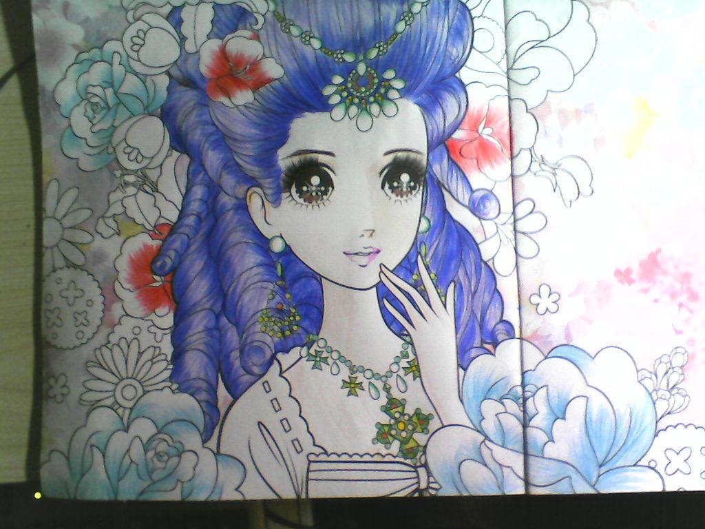 卡通时尚小公主简笔画 卡通时尚小公主图片欣赏 卡通时尚小公主儿童