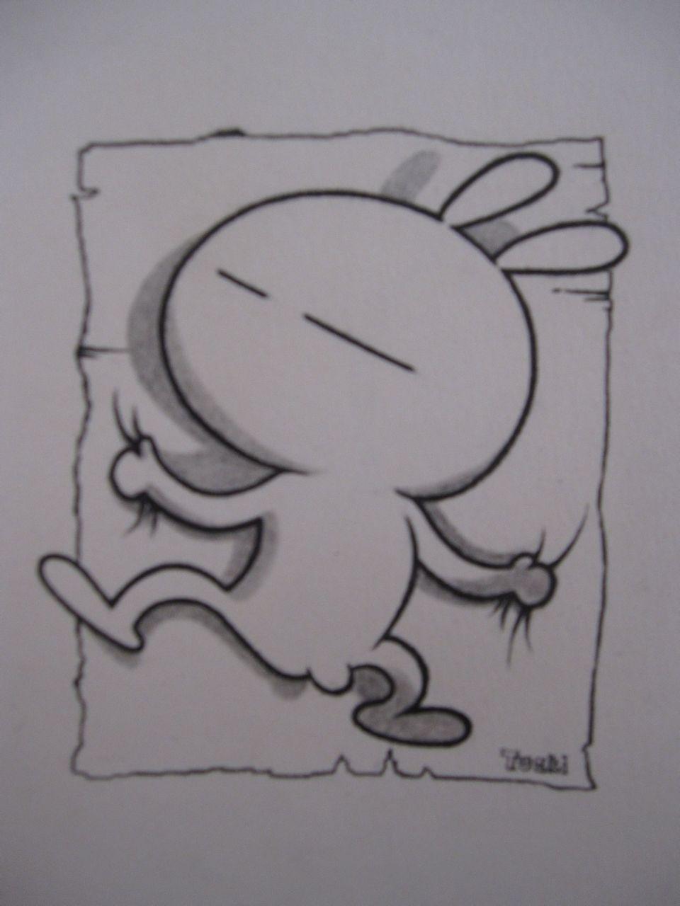 儿童画画 铅笔画 我们一起睡大觉儿童画画