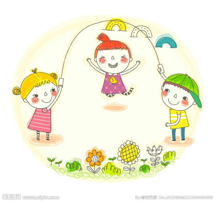友谊天长地久简笔画 友谊天长地久图片欣赏 友谊天长地久儿童画画作品