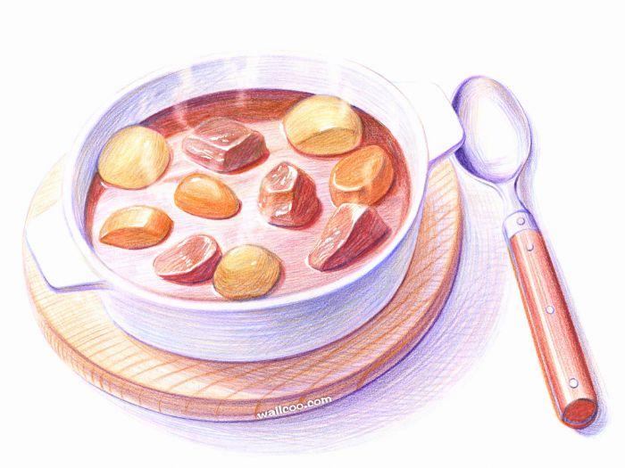 中国的饮食文化简笔画_中国的饮食文化图片欣赏_中国图片