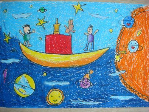 徉在知识的海洋简笔画 徜徉在知识的海洋图片欣赏 徜徉在知识的海