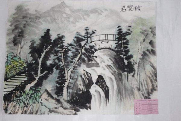 江南风景简笔画_江南风景图片欣赏_江南风景儿童画画