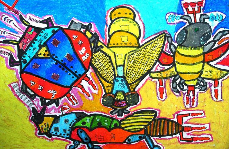 宇宙飞船简笔画 宇宙飞船图片欣赏 宇宙飞船儿童画画作品