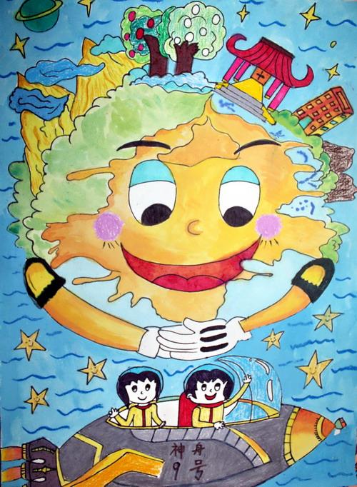 内容乱扔礼物简孩子初中图片展示小孩的垃圾笔画图片